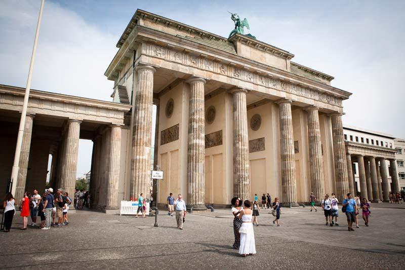 Brandenburger Tor / Reichstag