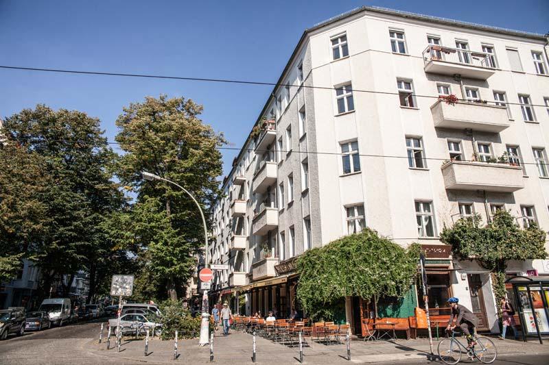 Prenzlauer Berg / Kollwitzplatz