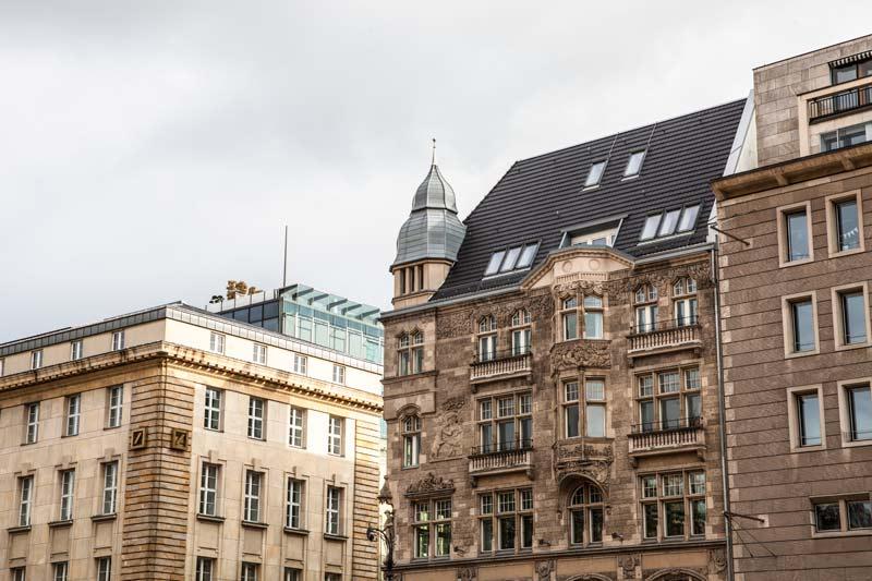 Unter den Linden / Friedrichstraße